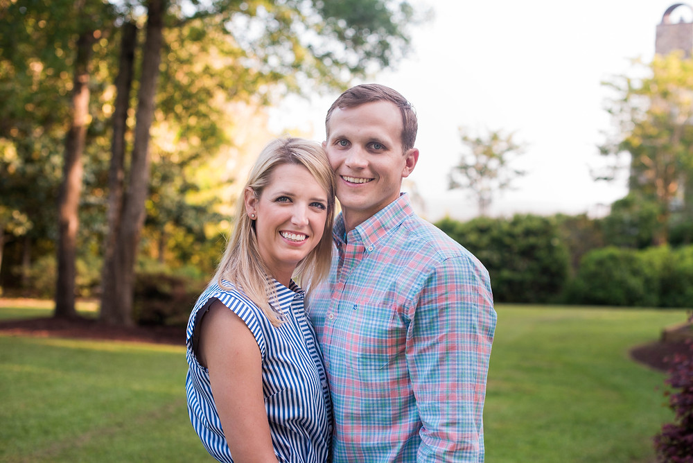 engagement photo session with Susan Yates