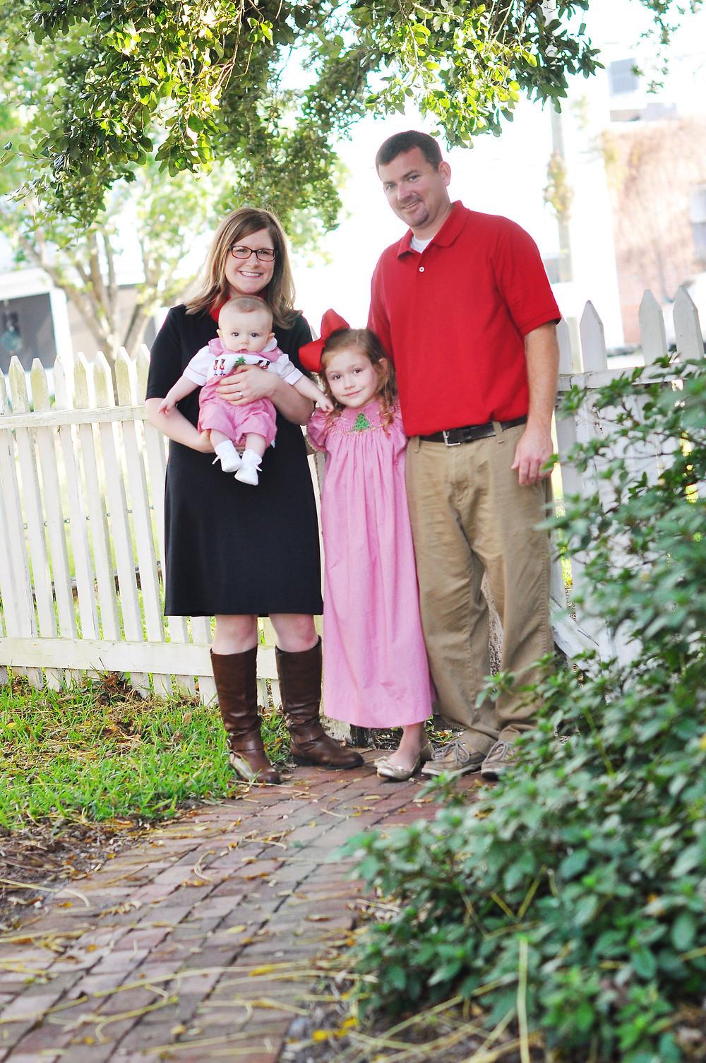 Crystal Coast family photographer