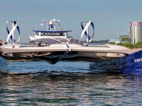 Barco autossustentável inicia volta ao mundo de seis anos