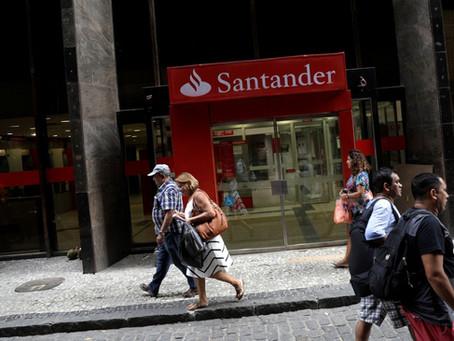 Santander Brasil diz que será 100% abastecido por energia renovável até 2025