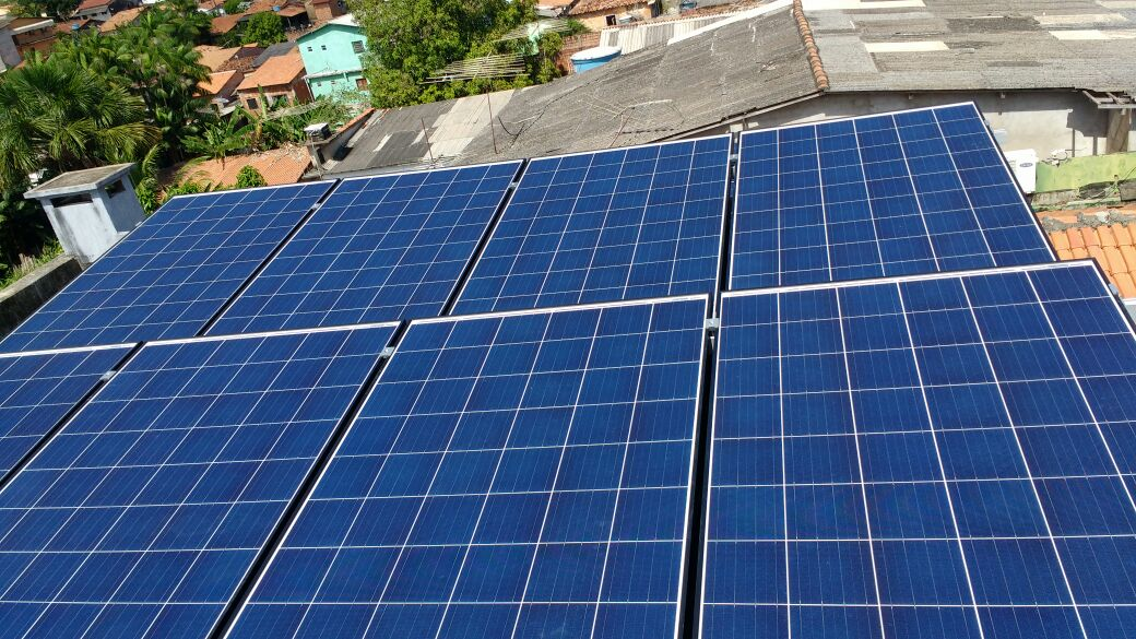 Arranjo Fotovoltaico