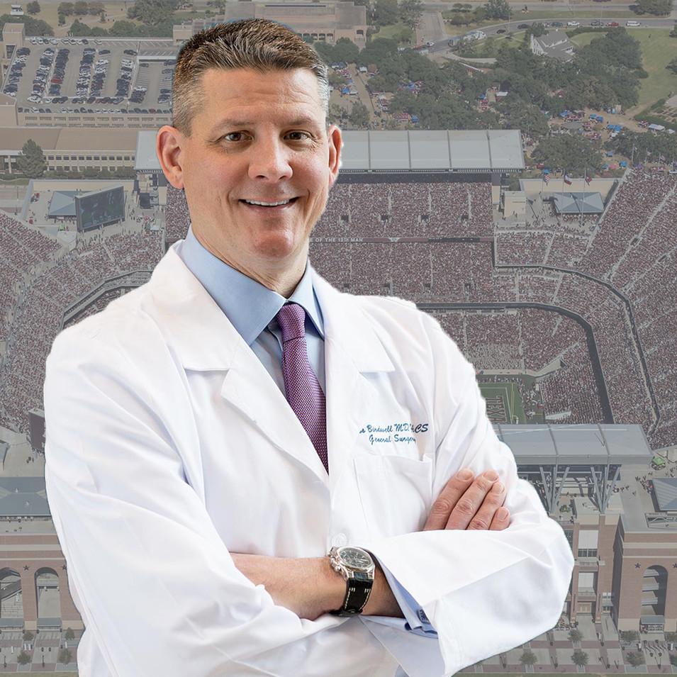 Dr. Russ Birdwell '88