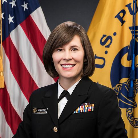 Dr. Erin Sauber-Schatz '02