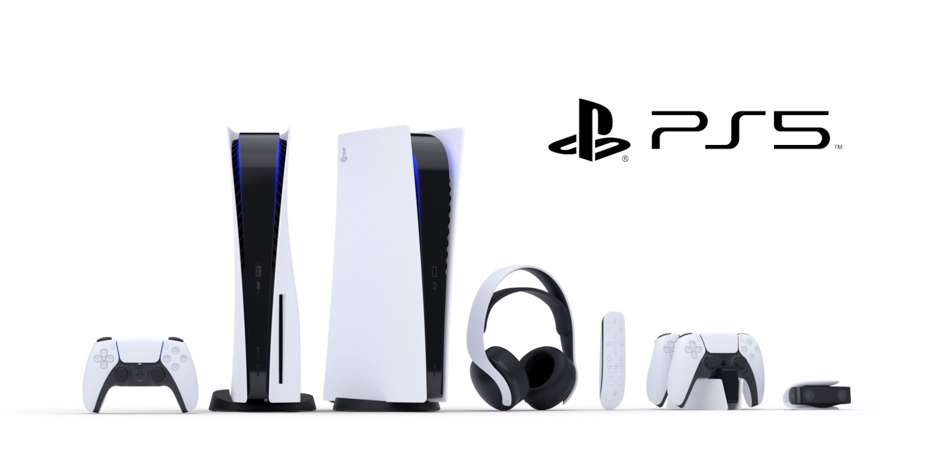 ps5 console & accessories