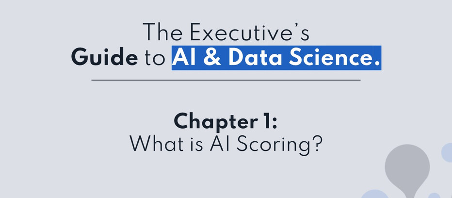 What is AI Scoring?