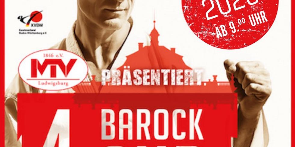 4. BarockCup Ludwigsburg