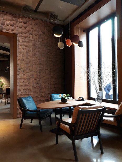 Dining Room Wall Panel