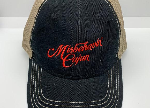 Misbehavin' Cajun Trucker Cap