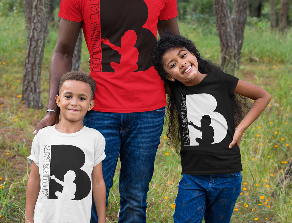 Babbling Baby Shirt (Toddler)