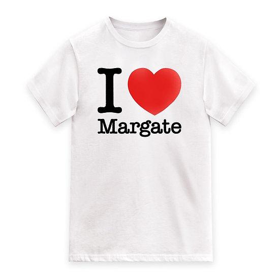 I Love Margate T-shirt