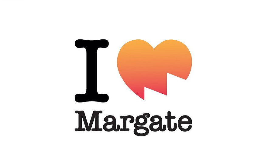 I Heart Margate Turner Print