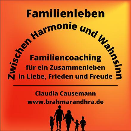 Familiencoaching für ein Zusammenleben i