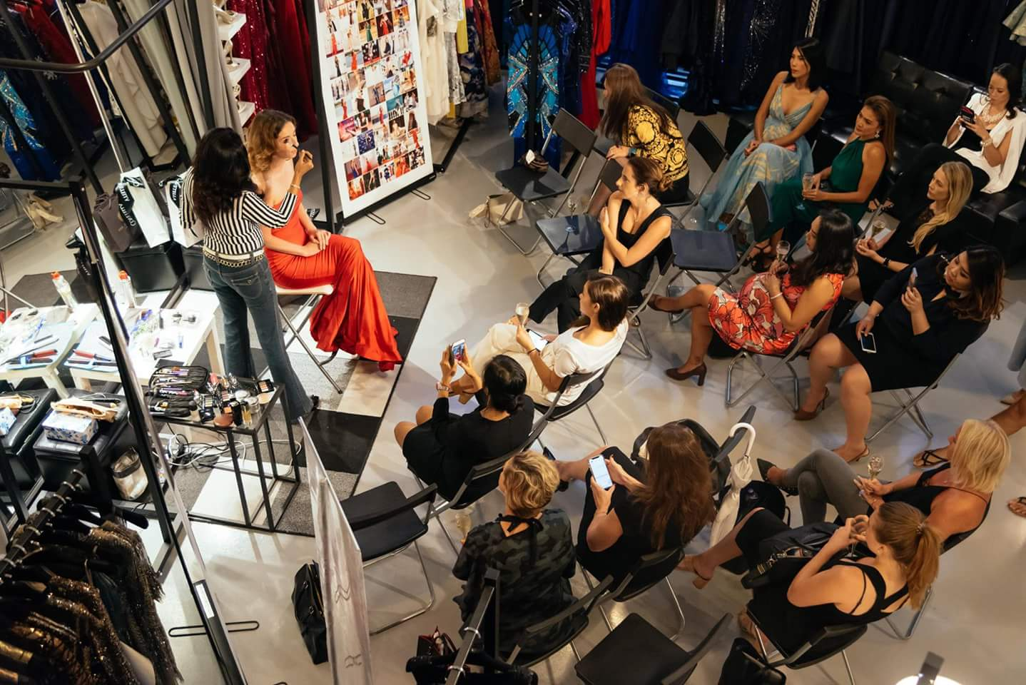 Makeover workshop