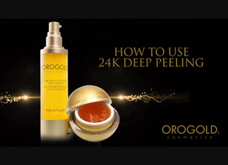 Special Offer for my Clients from OROGOLD.