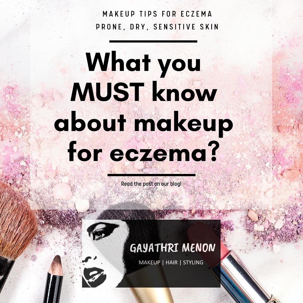 Makeup for Eczema
