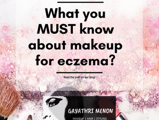 What You Must Know About Makeup for Eczema?