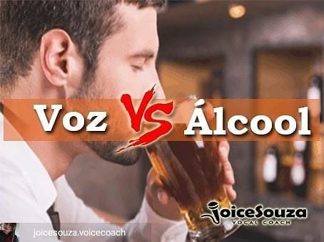 Voz vs Álcool