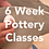 Thumbnail: 6 Week Pottery Course | Tuesdays | 13th April - 18th May