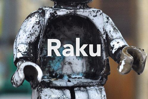Raku firing class | Saturday 3rd April | 12 - 3pm