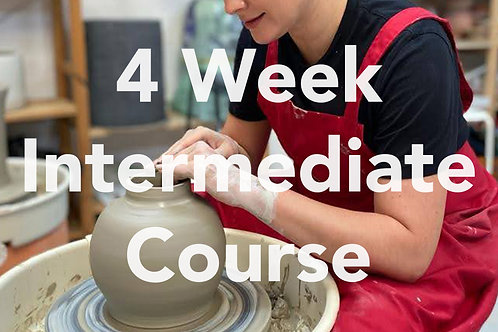 Intermediate Course | Sundays | 10th - 31st January