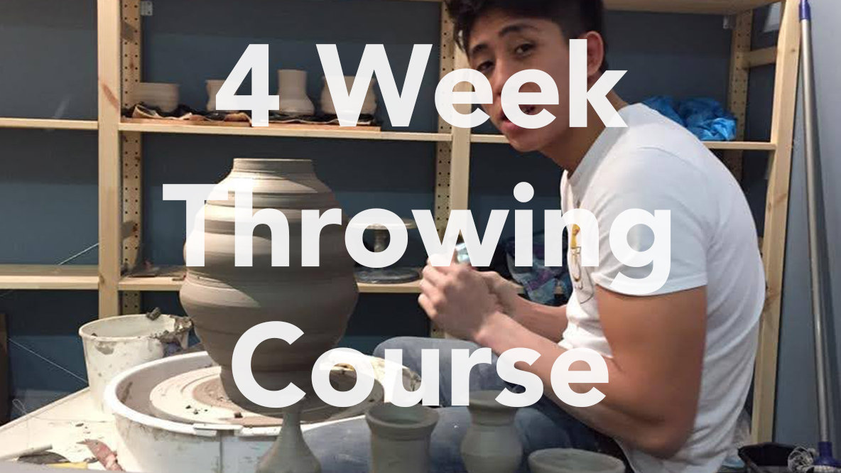 4 Week Pottery Course