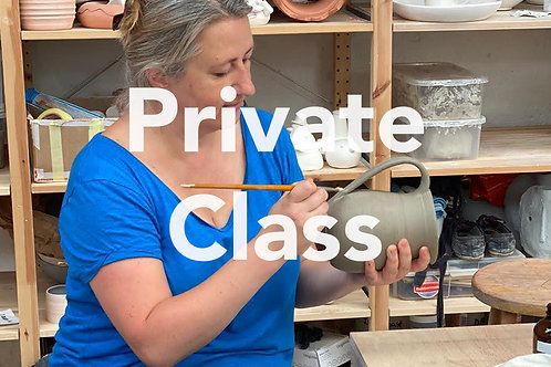 Private Session - Contact Us