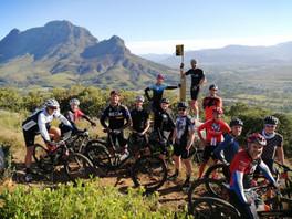 Friday MTB Group ride