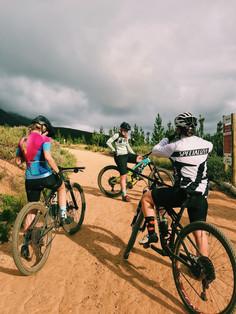 Wednesday ladies group ride