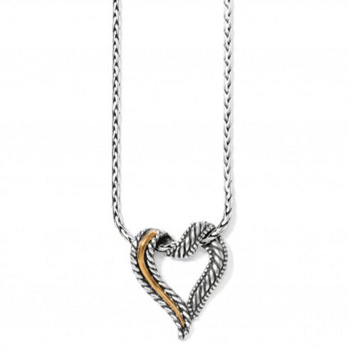 Callie Heart Necklace