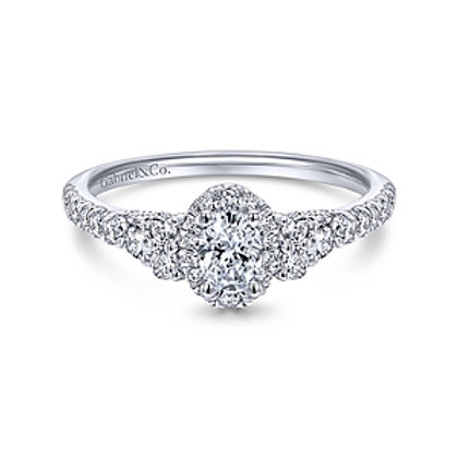 Mirabella Engagement Ring (Complete)