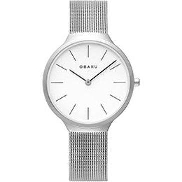 Ark Lille Steel Watch