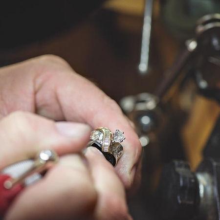 goldsmith custom jewelry