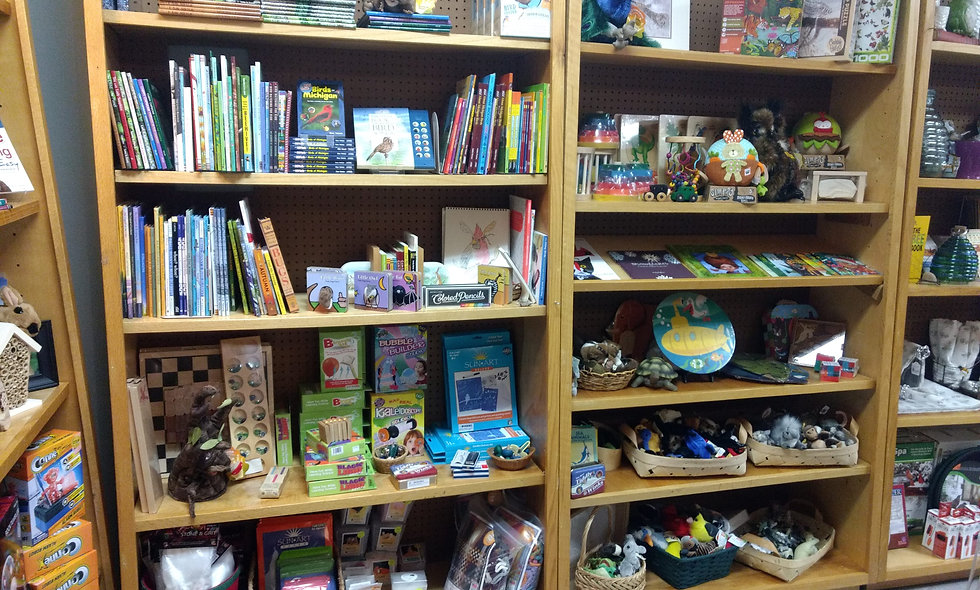 Books, Games & Toys