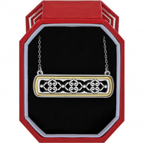 Intrigue Bar Necklace