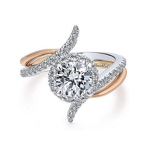 Andromeda Diamond Engagement Ring