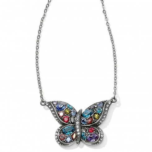 Trust Your Journey Butterfly Necklace