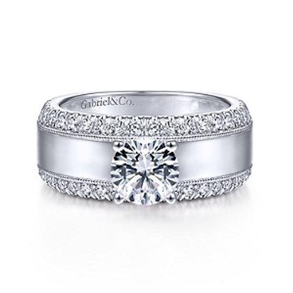 Amos Diamond ring
