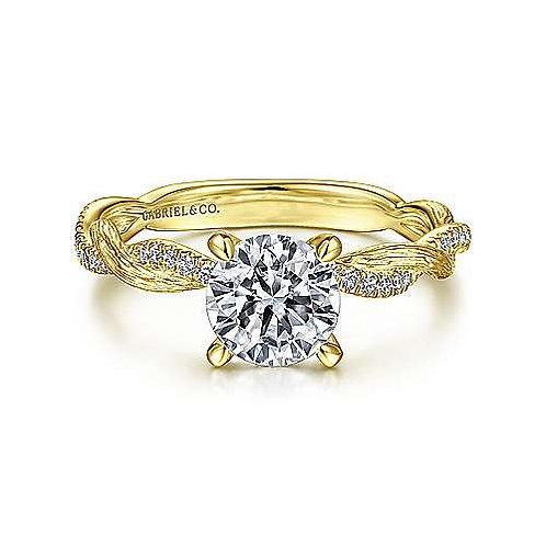 Mafalda Diamond Ring
