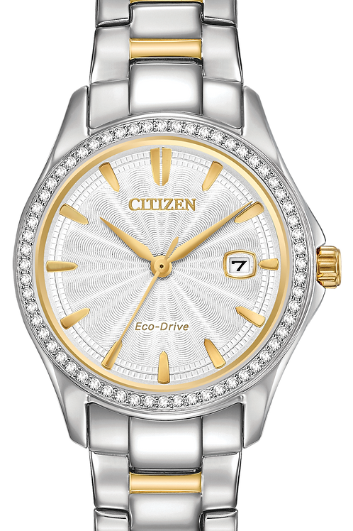 Citizen Silhouette Crystal collection Watch