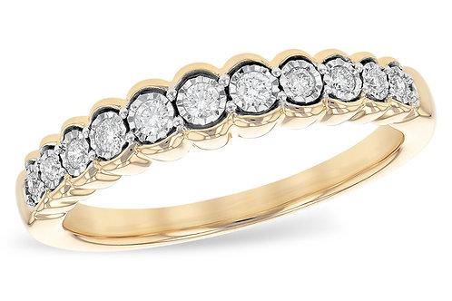 .15 CT Diamond Wedding Band