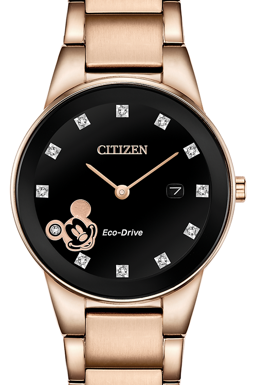 Ladies' Mickey Mouse timepiece