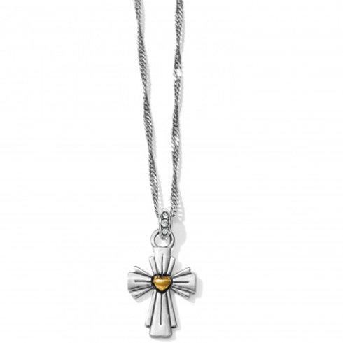 Wayfarers Cross Necklace