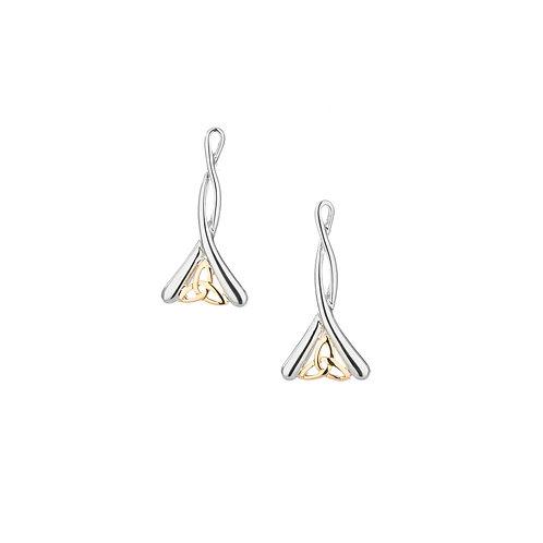 Trinity Knot Earrings