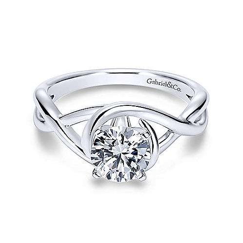TwistedDiamond Ring