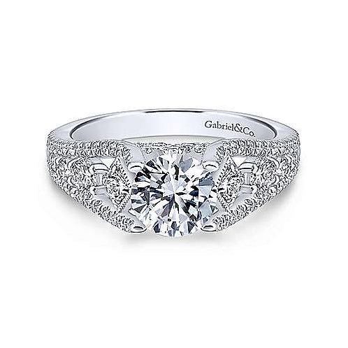 Myrtle Diamond Ring