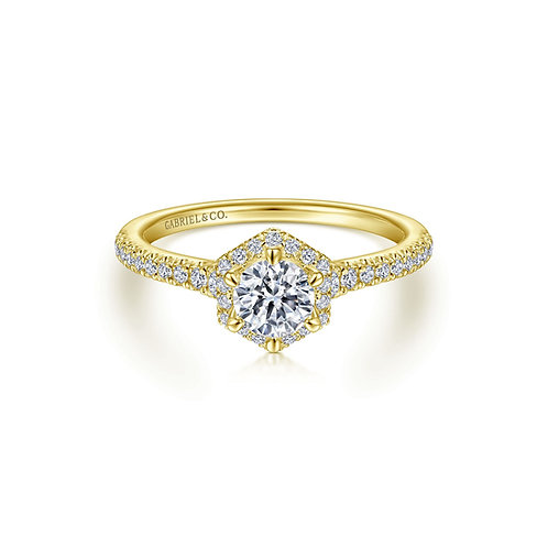 Clarity Engagement Ring
