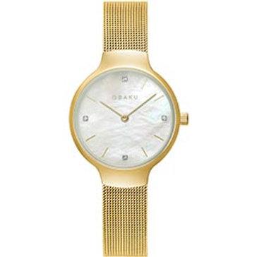 Vikke-Gold Watch