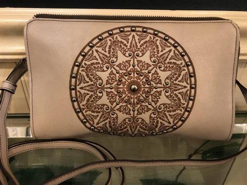 Ferrara Leather Ziptop Bag
