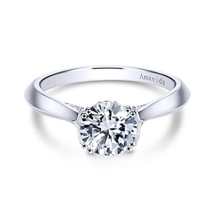 Esme Solitaire Ring