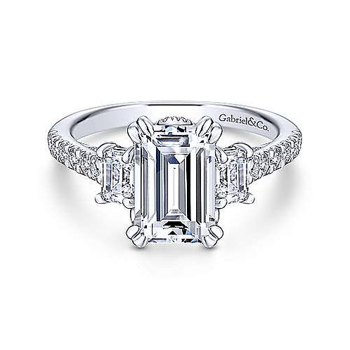 Charlene Diamond Ring